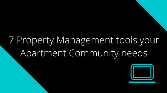property management tools